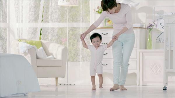 可爱可亲和小狮贝恩品牌广告即将亮相湖南金鹰卡通