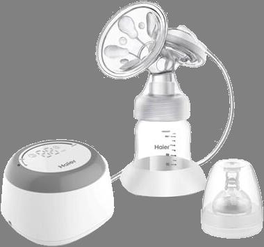 海尔婴童家电吸乳器—新品