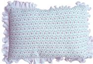 皇后婴儿儿童方形枕