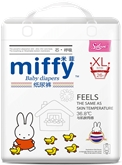 SOLOVE 芯·呼吸系列米菲婴儿纸尿裤XL