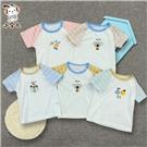 夏季新款宝宝短袖T恤男女童装