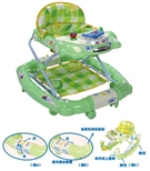 婴姿坊豪华型婴童学步车