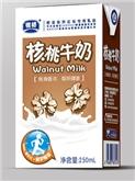 银桥核桃牛奶