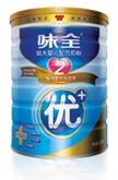 味全优+2成长配方奶粉
