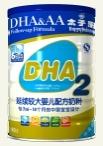 太子乐  延续较大婴儿配方奶粉(2阶段)