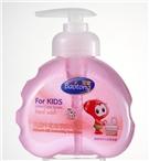 儿童牛奶滋润洗手液