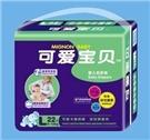 KA高档系列超薄柔棉可爱宝贝婴儿纸尿裤