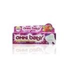 欧米娃儿童营养强齿牙膏(草莓)