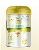 花园奶粉黄金牧场M+系列婴幼儿配方奶粉