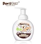 pawinpaw宝英宝儿童温和舒适泡沫洗发沐浴