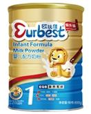 欧比佳婴儿配方奶粉