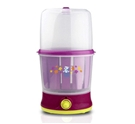 小白熊暖奶消毒器