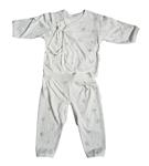 婴比迪单面竹纤维合同套(绑带裤)