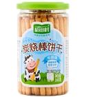 稻田村炭烧棒饼干(牛奶味)