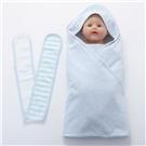 欧孕舒绒棉系列婴幼儿抱被