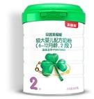 贝因美绿爱系列配方奶粉 二段 800g