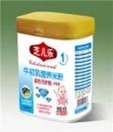 牛初乳益生元护肠营养米粉