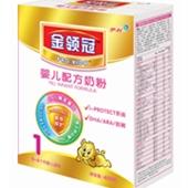 金领冠婴儿配方奶粉(盒装)