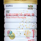 纽瑞滋平润婴儿配方奶粉1段900g