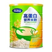 完达山高蛋白营养米粉
