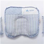 欧孕新生婴幼儿亚麻定型枕