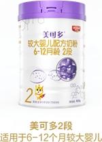 聪尔壮美可多婴幼儿配方奶粉2段