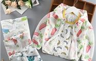 精致面料贴心设计 豫童家童装贴身守护宝宝每时每刻