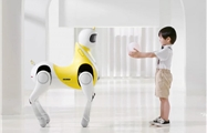 小鹏汽车旗下发布一款可供儿童骑乘的智能机器马