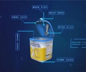奶粉好不好?奶粉罐也很重要——萌乖乖专利奶粉罐