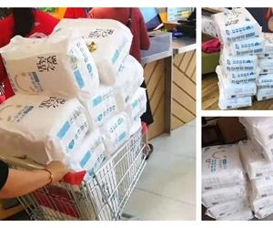 越付出越收获:婴之良品会员日 2mm纸尿裤成妈妈首选