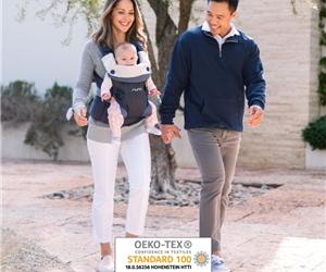 """高端婴童品牌Nuna CUDL婴儿背带 开启育儿""""轻""""生活"""