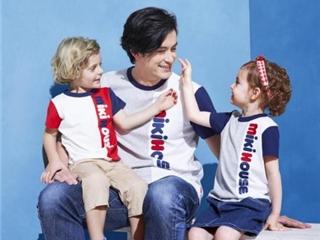 MIKI HOUSE婴童服饰品牌 小众ins风童装大集合