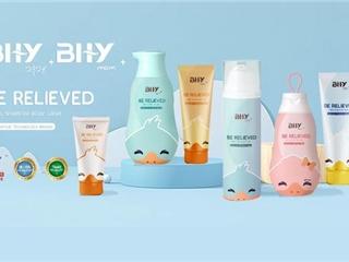 BHYbaby&BHYmom孕婴童洗护品牌即将上市