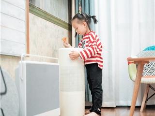 洁净加湿孕婴童首选 LIFAair新品润宝宝加湿器击退干燥