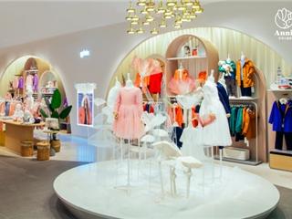 安奈儿婴童服装为时代打造时尚与品质并存的童装新风尚