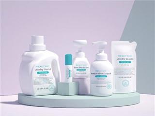 新锐婴童用品品牌WICKLE 致力开发更温和、纯净天然的产品