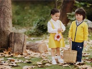 全棉时代2021秋季婴童系列上新 与宝宝一起踏上秋季探索之旅