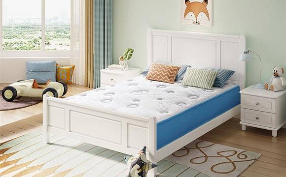 芝华仕儿童双面床垫 守护婴童及青少年的睡眠卫士