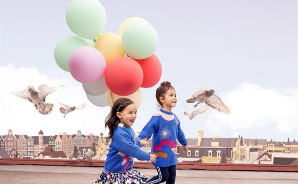 巴拉巴拉婴童服装品牌如何让童装变得更时尚?