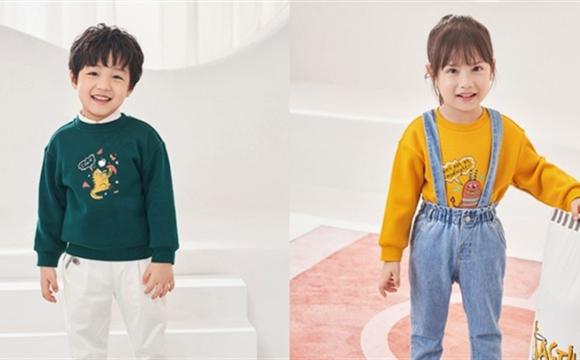 婴童服装品牌YeeHoO英氏一站式解决初冬穿搭难题