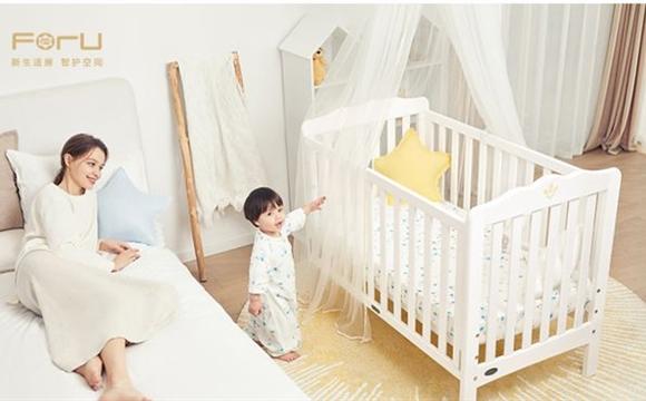 芙儿优关注婴童睡眠健康 推出Air-C新氧护脊空气床垫