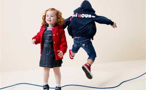 MIKI HOUSE 2021春夏婴童服装大赏 年后让孩子开启时髦新学期