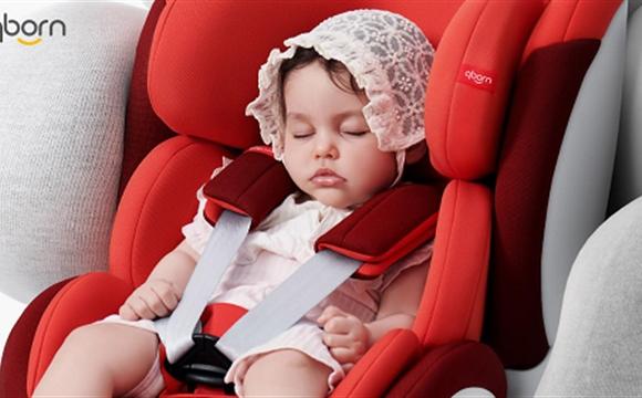 QBORN重新定义婴童出行安全