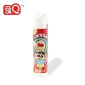 蜡笔小新冰激凌牙膏泵压型(草莓味)140g