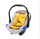 fengbaby 新生儿汽车安全座椅宝宝便携车载提篮式婴儿童摇篮0-15个月
