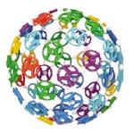 贝亲  组合圈玩具