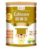 爱迪生2阶段奶粉 6-18个月