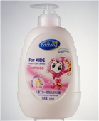 宝童儿童二合一洗发沐浴露
