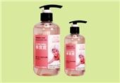 乖宝宝天然鲜果洗发沐浴系列