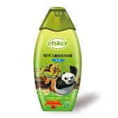 嗳呵功夫熊猫系列儿童洗发沐浴露(男童)